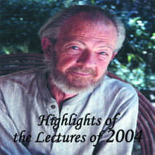 Highlights of the Lectures of 2004