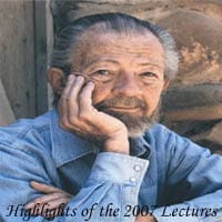 Highlights of the Lectures of 2007