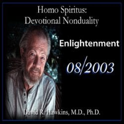 Enlightenment August 2003 cd