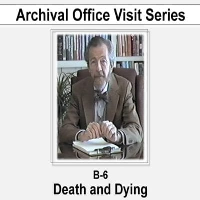 Death and Dying dvd