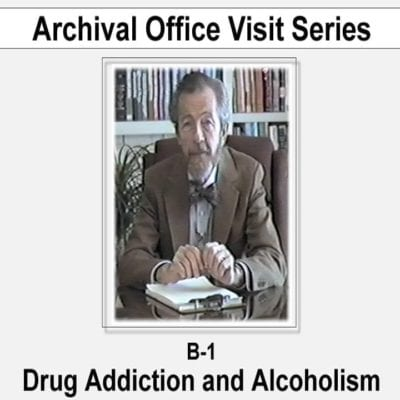 Drug Addiction and Alcoholism dvd