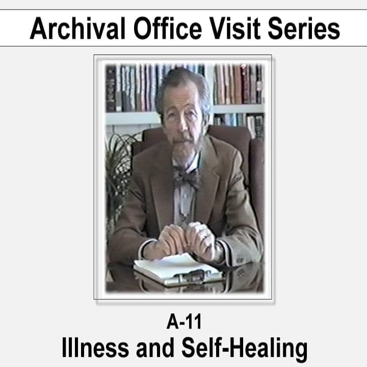Illness and Self-Healing (DVD)