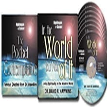 """""""In the World But Not of It"""" CD"""