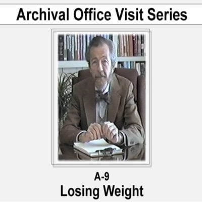 Losing Weight dvd