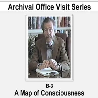 A Map of Consciousness dvd