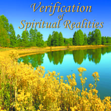 DrVerification of Spiritual Realities