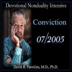 Conviction July 2005 dvd