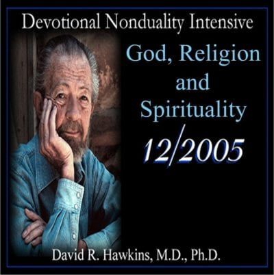 God, Religion, and Spirituality Dec 2005