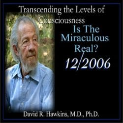 Is the Miraculous Real? Dec 2006 dvd