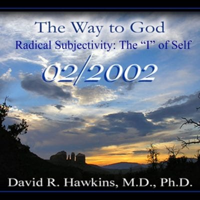 Radical Subjectivity: The 'I' of Self Feb 2002 dvd