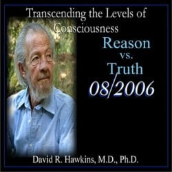 Reason vs. Truth August 2006 cd