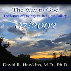 The Nature of Divinity vs. Religious Fallacy Jul 2002 cd