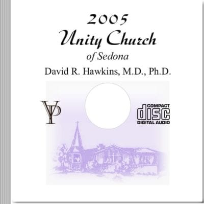 Unity Church of Sedona March 2005 cd